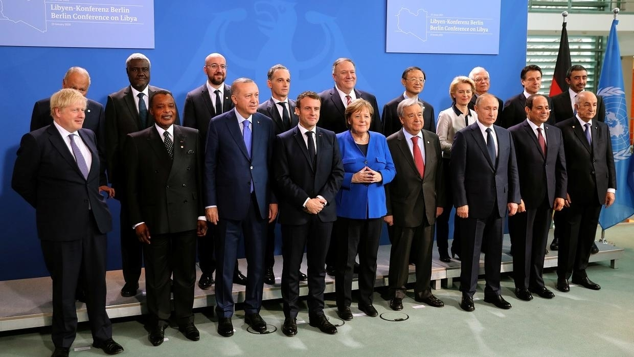 Photo of Berlin Conference: A consensus between Libyans or a re-balance between Westerners?