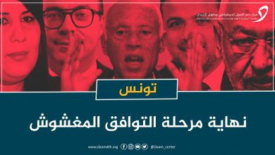 Photo of تونس : نهاية مرحلة التوافق المغشوش