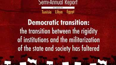 Photo of Democratic Treansition : The Transition between the rigifity of insitutions and the militarization of the state and socitey has faltered