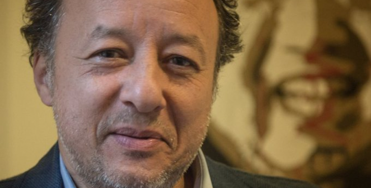 جاسر عبد الرازق المدير التنفيذي للمبادرة المصرية للحقوق الشخصية